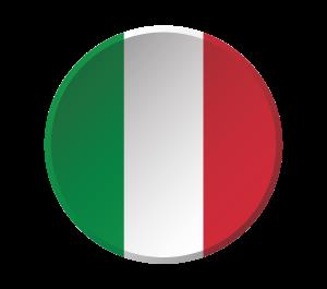 IPDA bandeira da Italia